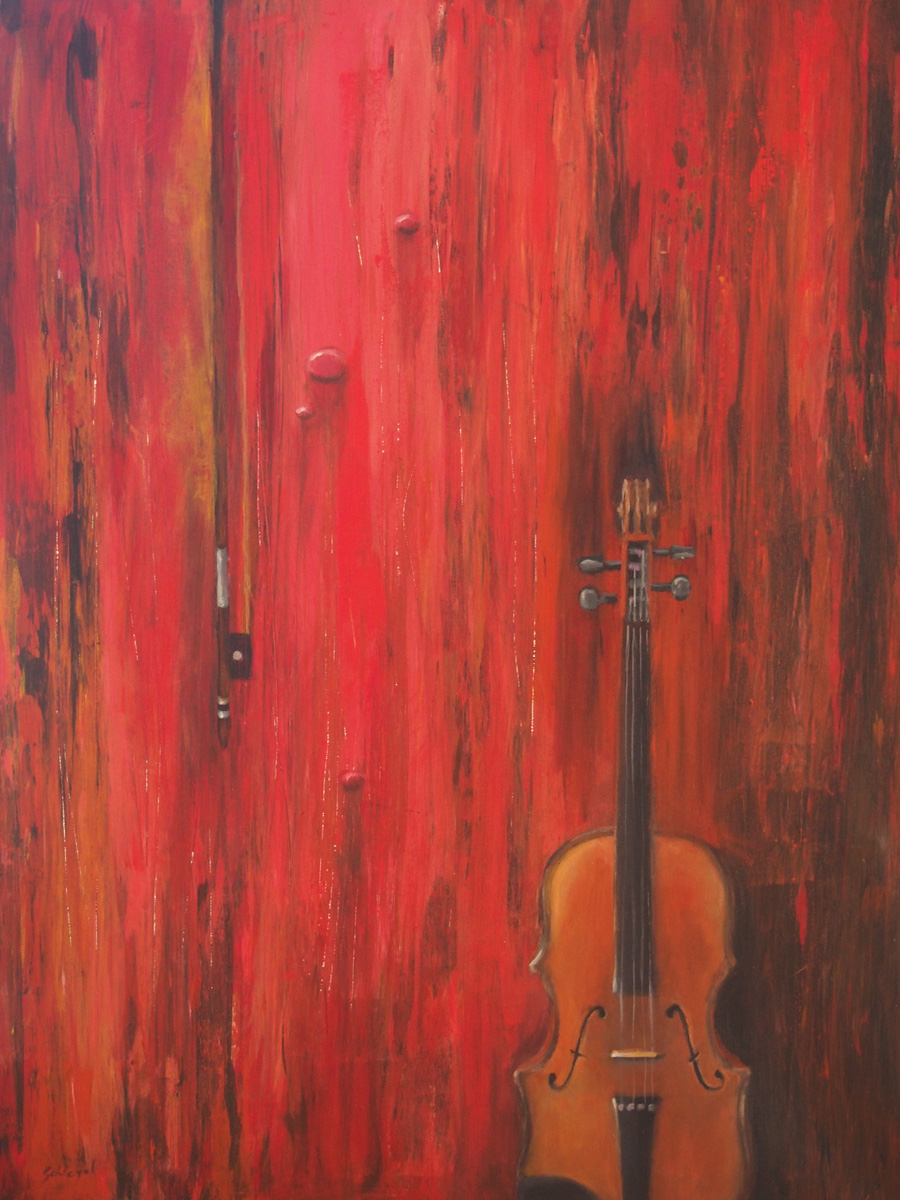 The Red Violin  Image