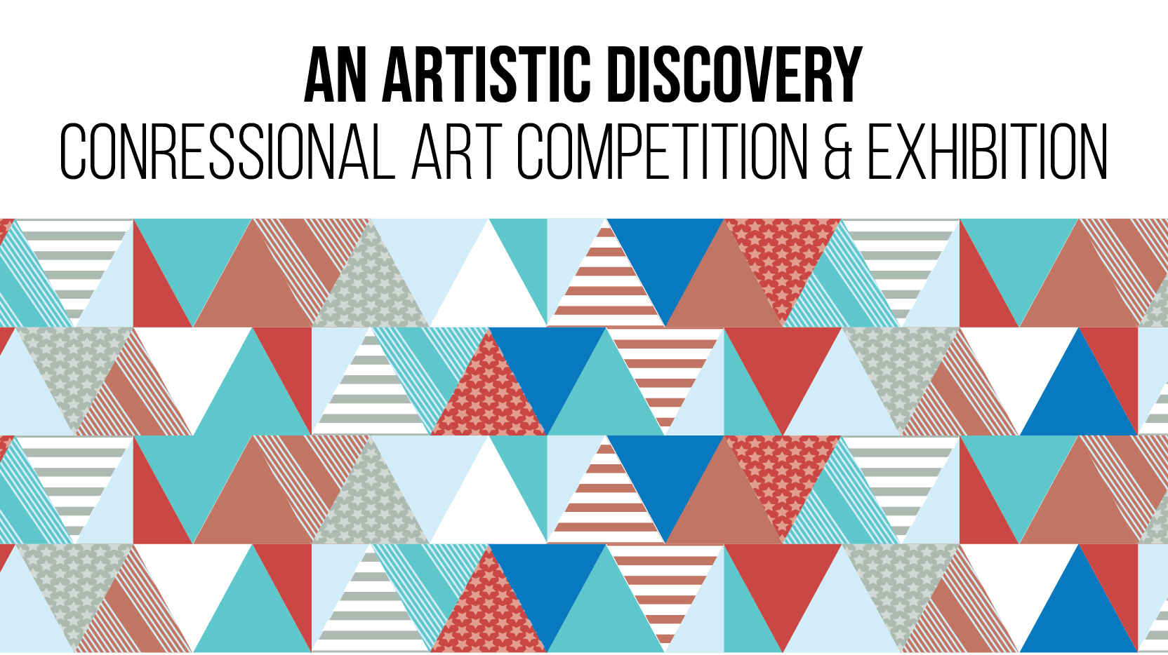 An Artistic Discovery Congressional Competition and Exhibition  Image