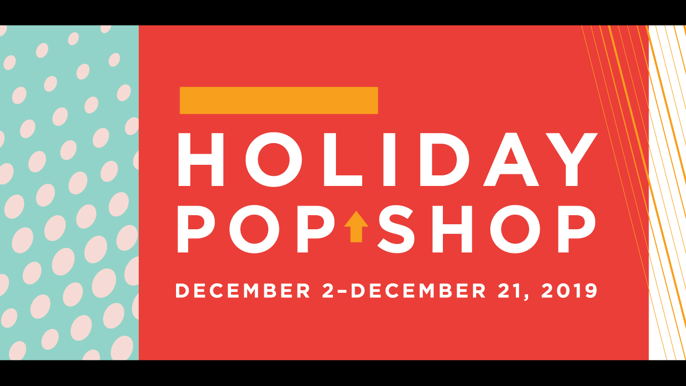 Holiday Pop Up Shop Image